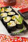 Brown Rice Veggie Roll