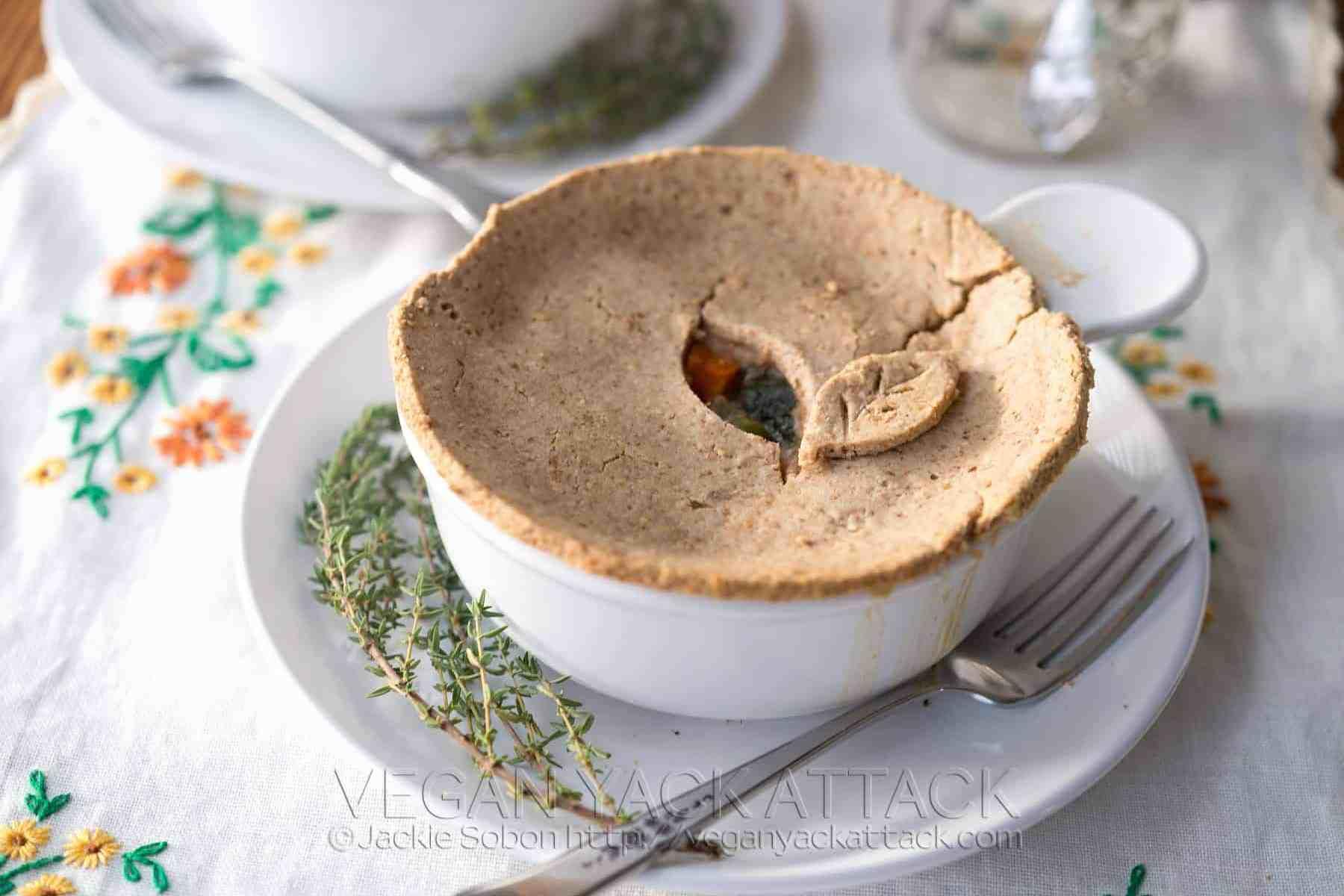 Gluten Free Veggie Pot Pie