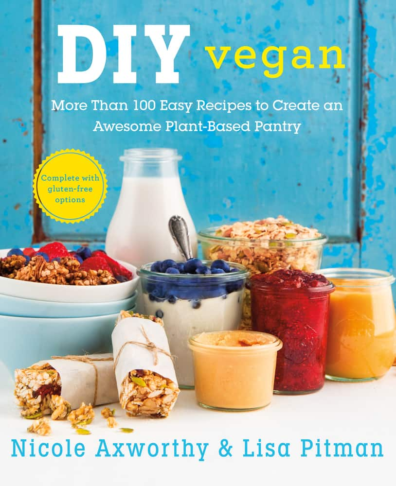 DIY Vegan Cookbook