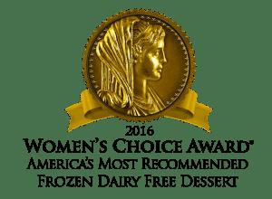 WCA Frozen Dairy-Free Dessert 2016