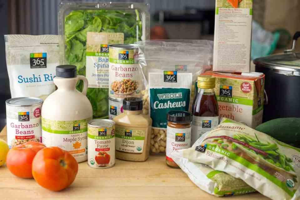 Whole Foods Los Angeles 365 Brand