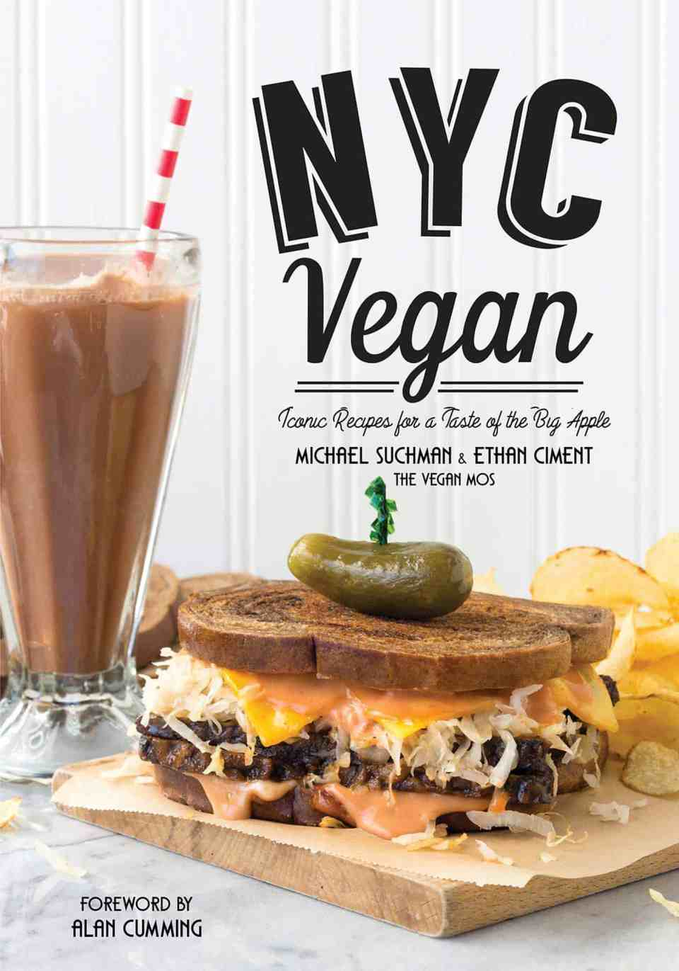 NYC Vegan Cookbook