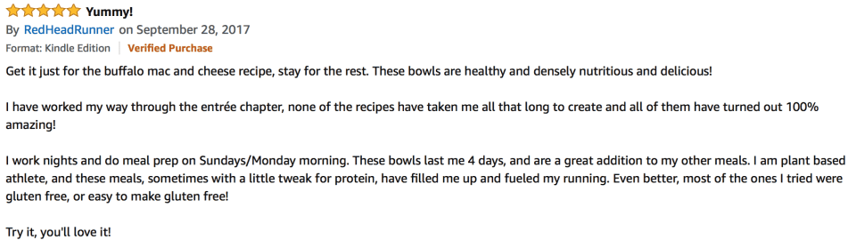 Review of Vegan Bowl Attack! by Jackie Sobon