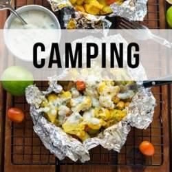Vegan Camping Recipes