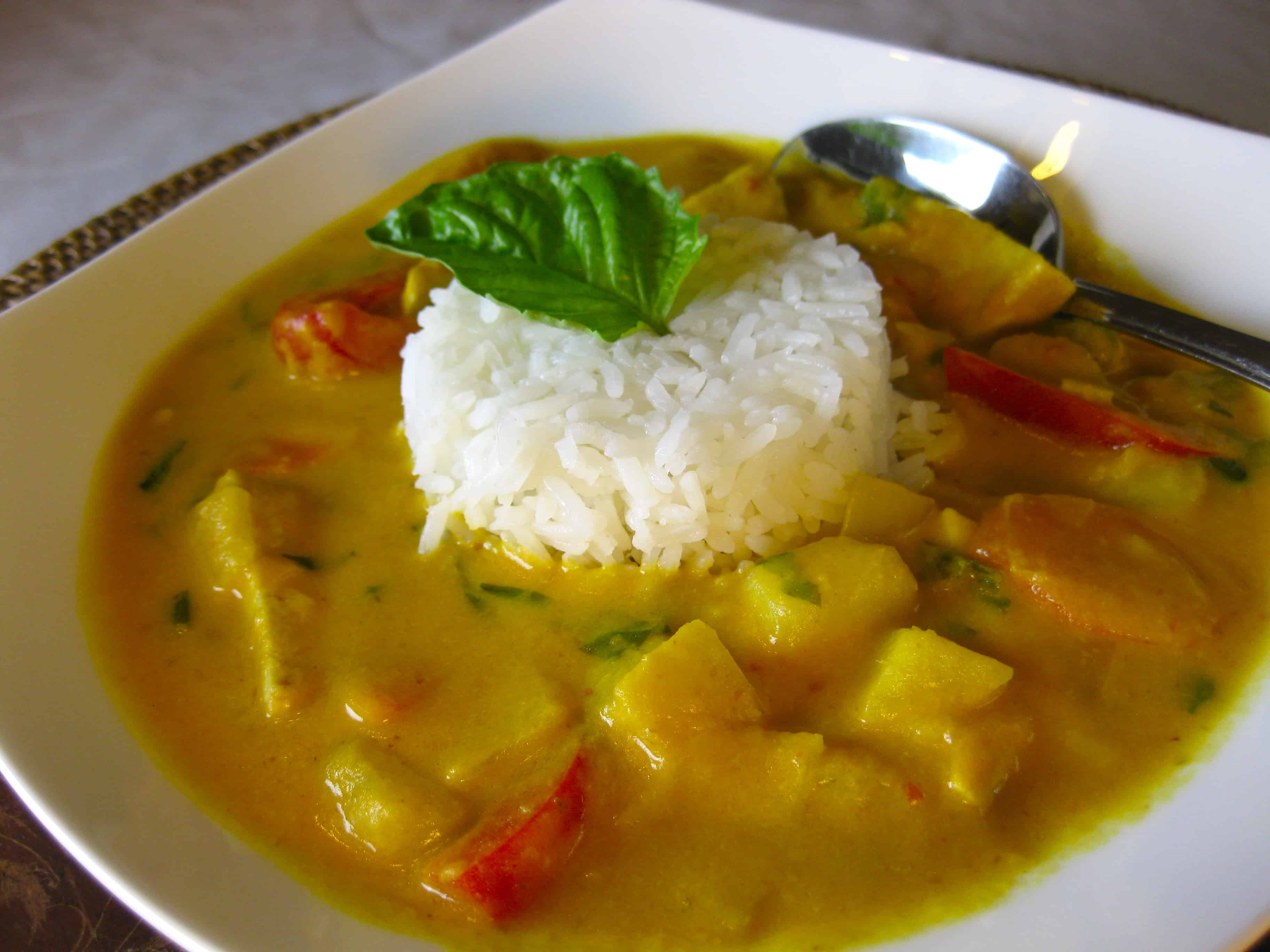 Image result for curry tofu and rice