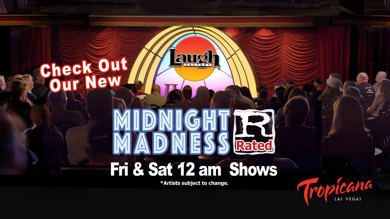 Laugh Factory Midnight Madness