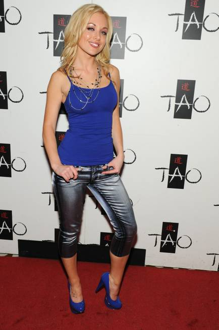 Kayden Kross at TAO