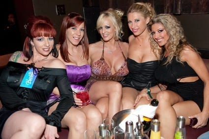 Stormy Daniels and Friends at TAO