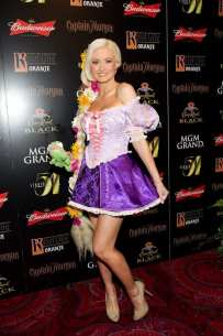 Holly Madison's Hollyween at Studio 54 MGM Grand