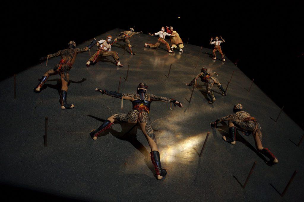 KA by Cirque du Soleil