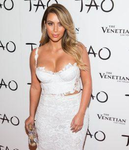 Kim Kardashian's Birthday at TAO Las Vegas