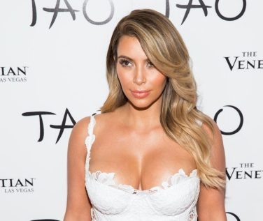 Kim Kardashian's Birthday at TAO Las Vegas