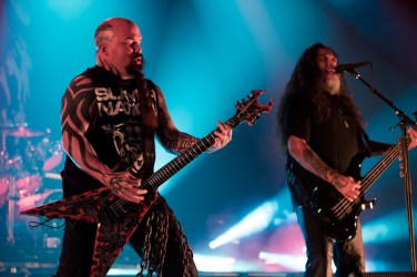 Slayer at the Joint inside Hard Rock Las Vegas