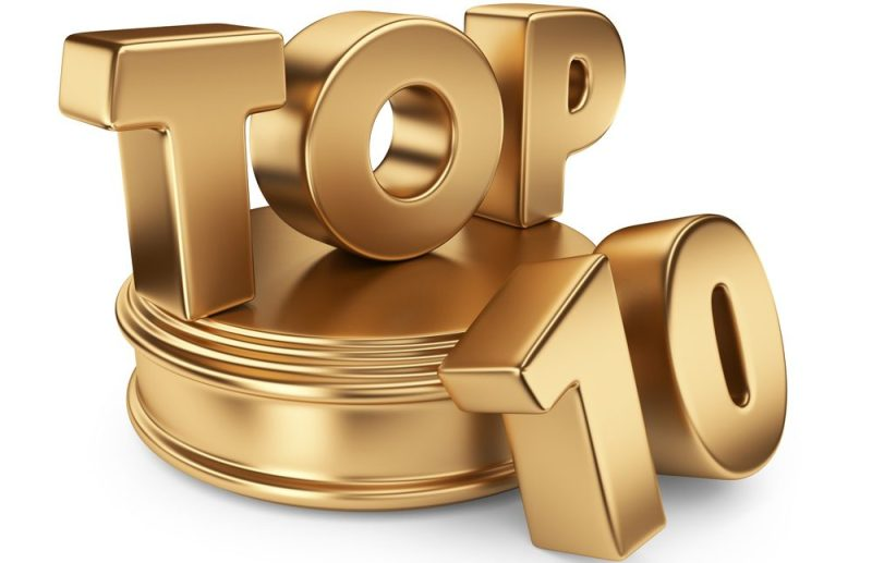 Las Vegas Top Ten