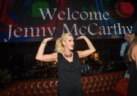 Jenny McCarthy at Body English Nightclub & Afterhours