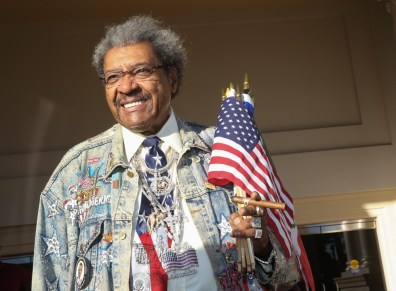 Don King - Photo by Erik Kabik