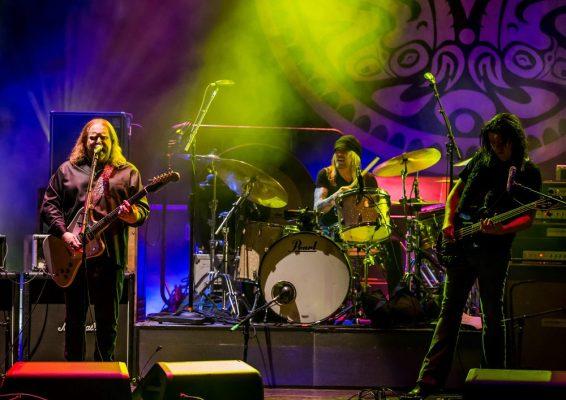 Gov't Mule performs at House of Blues in Las Vegas