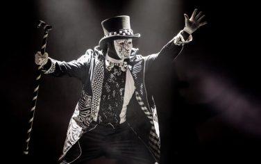 JABBAWOCKEEZ Prism opening night at Luxor Resort in Las Vegas, NV