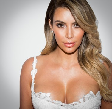 Kim Kardashian Birthday at Tao in Las Vegas, NV