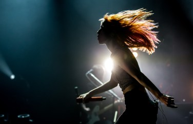 Paramore - Photo by Erik Kabik