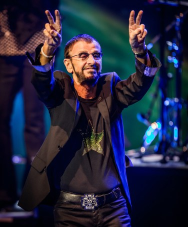 Ringo Starr and his All Star Band at The Pearl in Las Vegas, NV