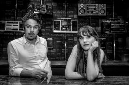 She and Him - Photo by Erik Kabik