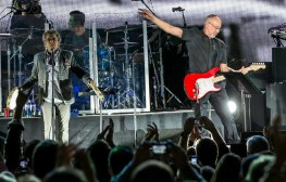 The Who perform at The Joint in Las Vegas, NV