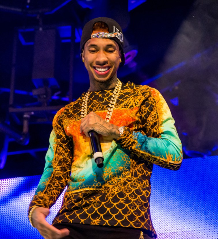 Tyga - Photo by Erik Kabik