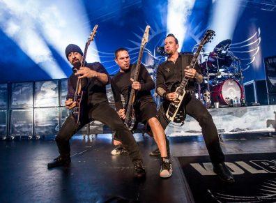 Volbeat - Photo by Erik Kabik