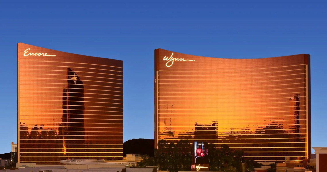 Wynn Las Vegas & Encore Resort