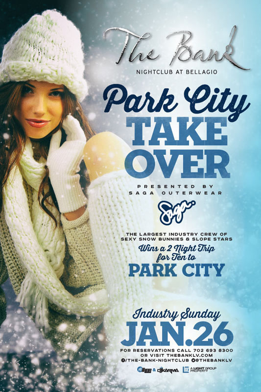 Park City Takeover at The Bank Nightclub