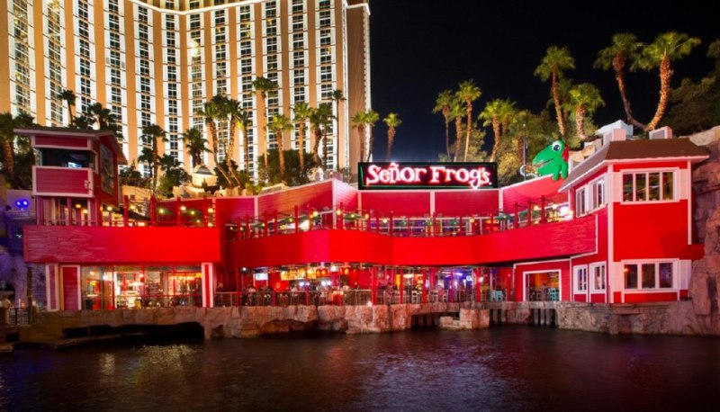 Señor Frog's Las Vegas
