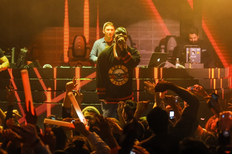 A$AP Ferg Performs at Marquee