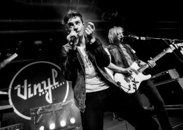New Politics at Vinyl