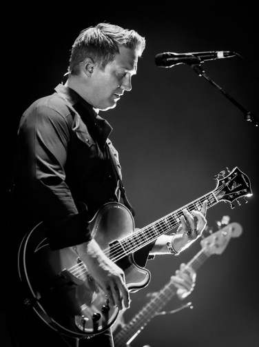 Queens Of The Stone Age perform at The Joint inside Hard Rock Hotel & Casino