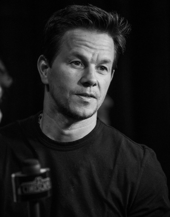 Mark Wahlberg at CinemaCon 2014