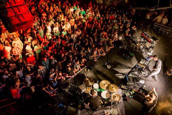 BONOBO at Brooklyn Bowl Las Vegas