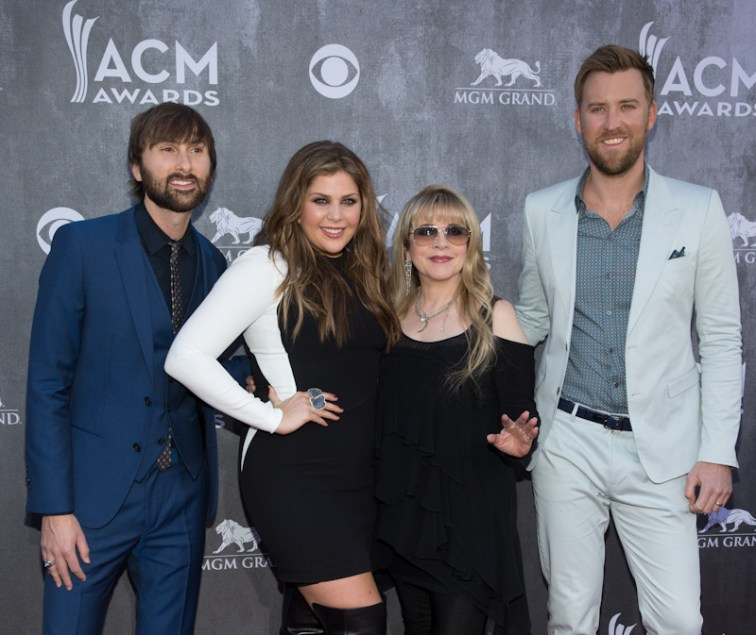 Lady Antebellum and Stevie Nicks - 2014 ACM Awards