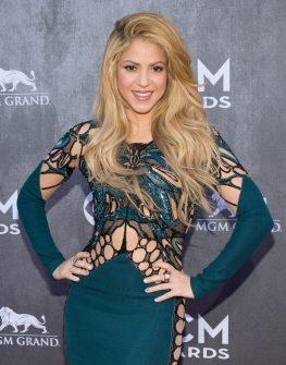 Shakira - 2014 ACM Awards