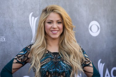 Shakira - 2014 ACM Awards