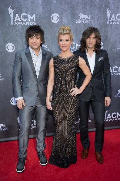 The Band Perry - 2014 ACM Awards