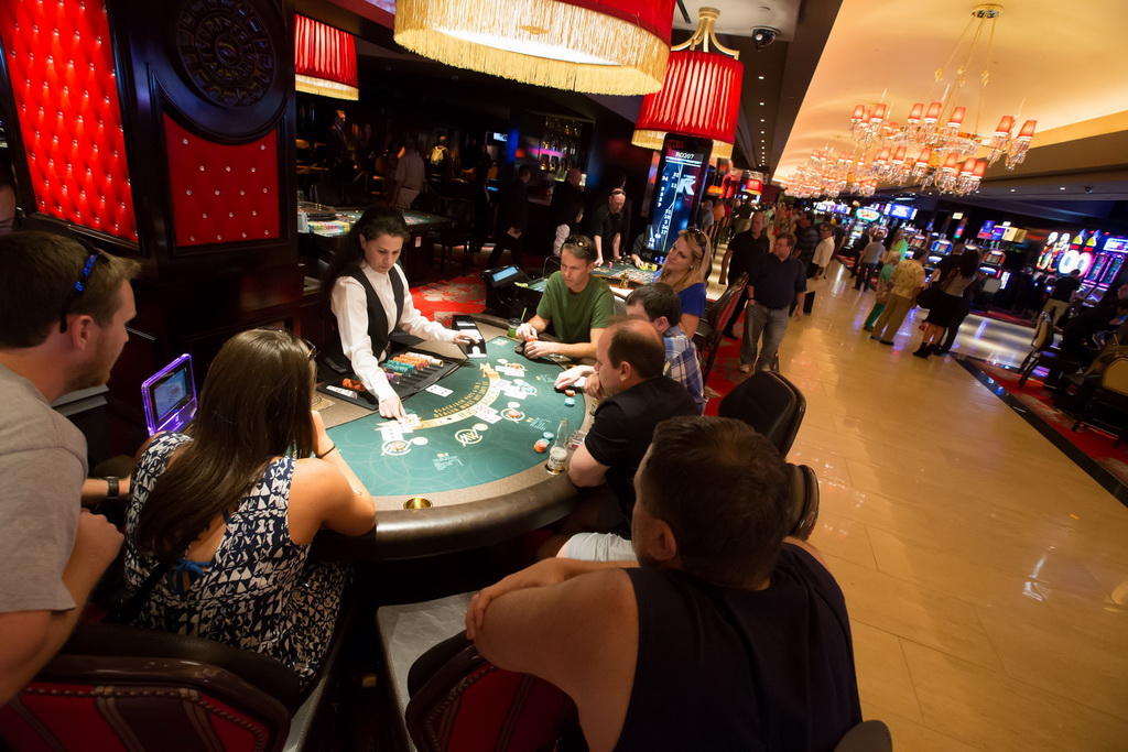 The Cromwell Las Vegas BlackJack