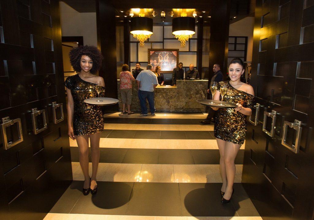 The Cromwell Las Vegas Reception