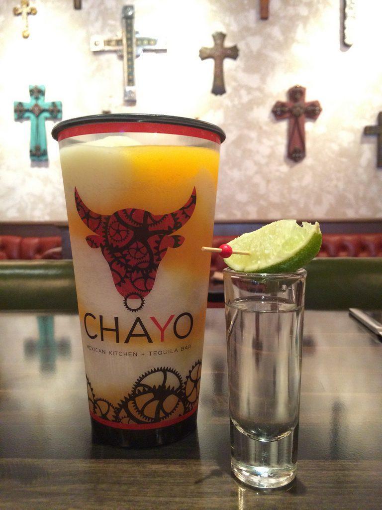 Chayo Frozen Drink