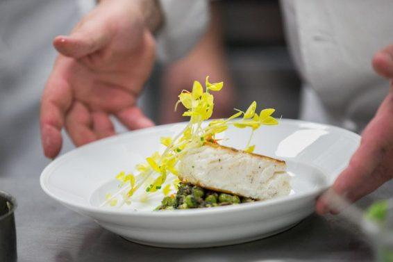 Chef Dish at Vegas Uncork'd