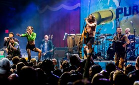 Gogol Bordello at Brooklyn Bowl Las Vegas
