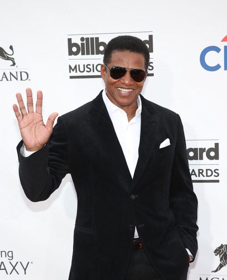 Jackie Jackson at 2014 Billboard Music Awards