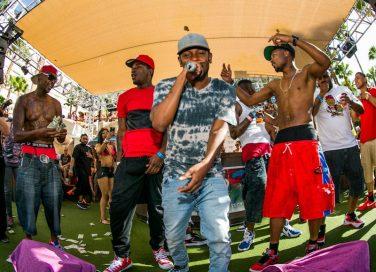 Kendrick Lamar at REHAB