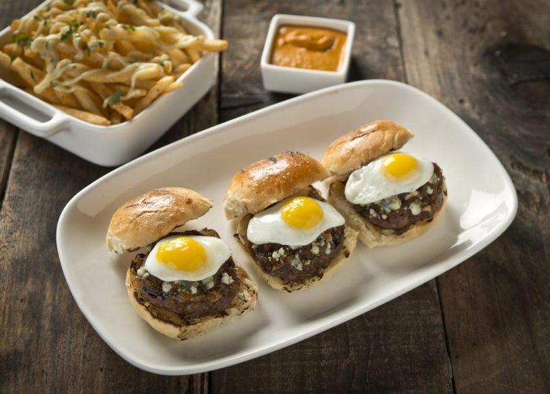 Crush - Angus Mini Burgers