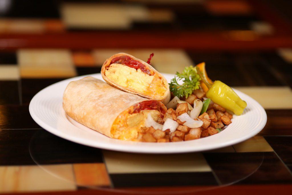 FARM 24-7 Breakfast Burrito